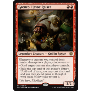 Grenzo Havoc Raiser